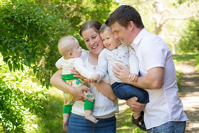 familjefotografering Dalsland