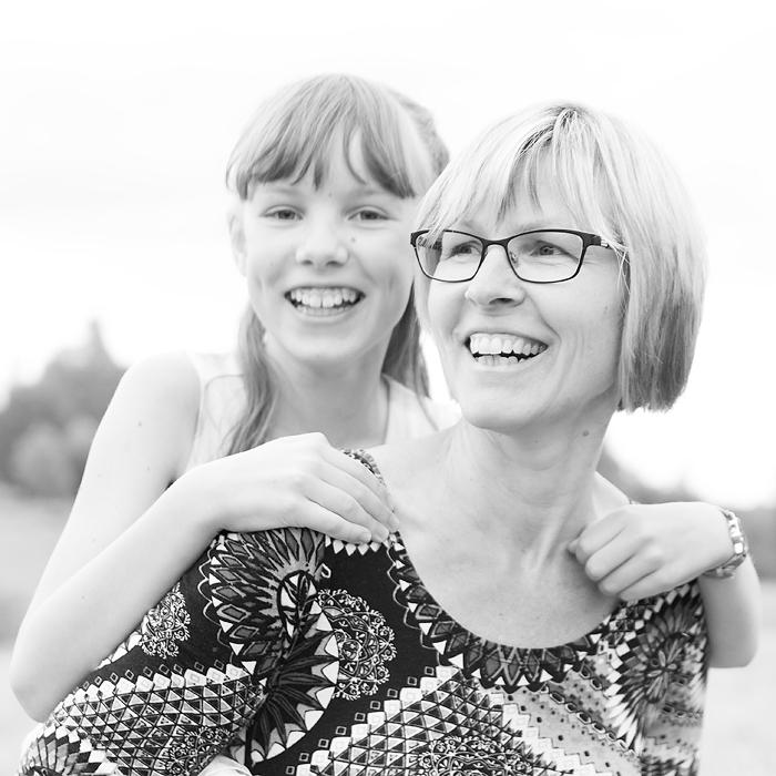 fotograf familj Åmål