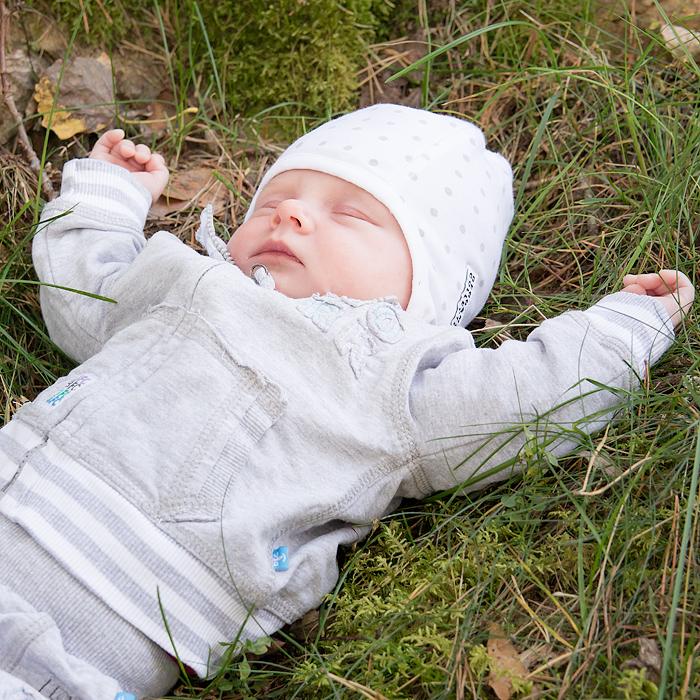 utomhusfotografering bebis Åmål